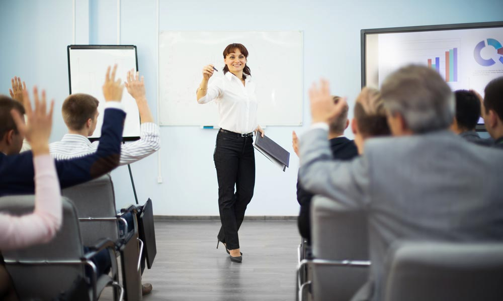 Formation de la gestion de la paie et du Management