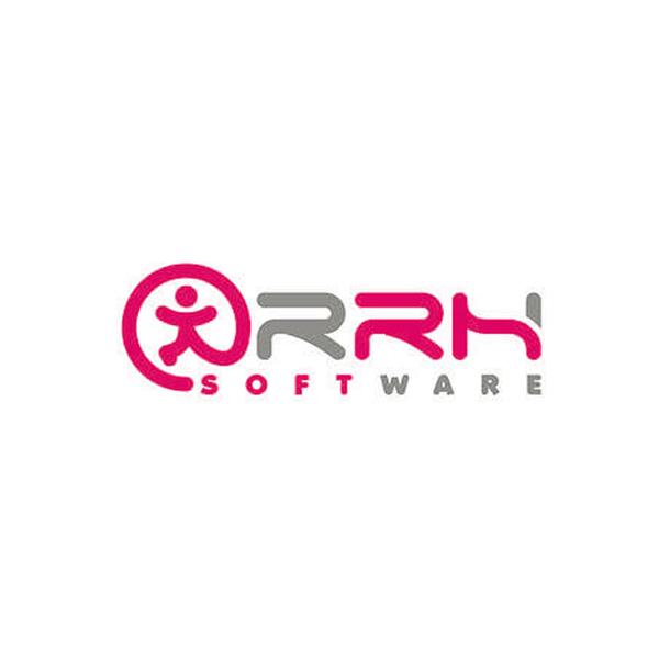 logo rrh software partenaire RES HUMANA