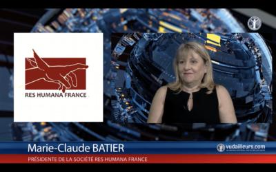 """Marie-Claude Batier : """"Externaliser ses ressources humaines c'est avoir un partenaire fort sur qui compter dans la gestion sociale de son entreprise"""""""
